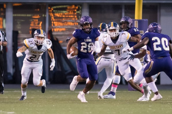 """K.J. Smith, a transfer from Georgia, brought """"a good vibe"""" to the UNA defensive secondary and is ready to start his senior season, coach Chris Willis says. (University of North Alabama Athletics)"""