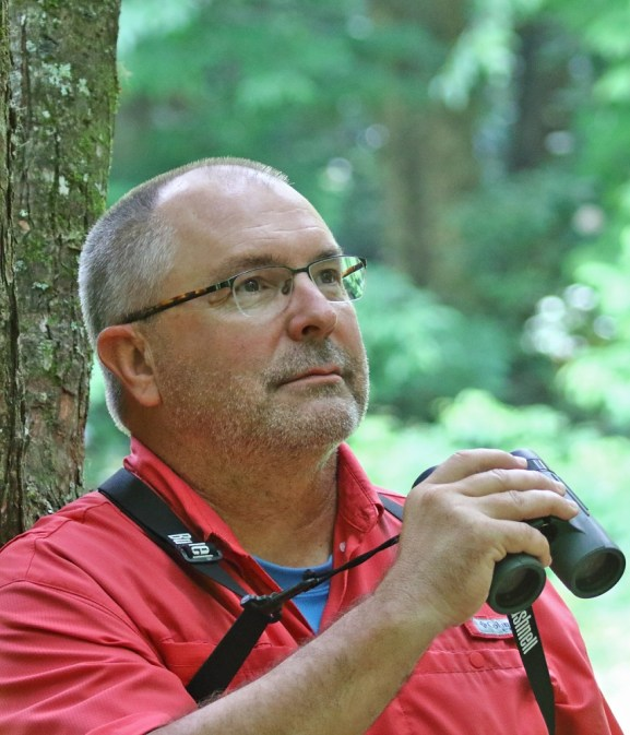 Alabama Power retiree Steve Krotzer won the Fisheries Conservationist of the Year award for nearly 40 years of contributions to the research and conservation of Alabama's aquatic life. (contributed)