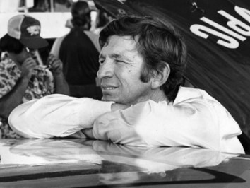 """Donnie Allison was one of the original """"Alabama Gang"""" based out of Hueytown. He and his brother, Bobby, helped make the 1970s an exciting time at Talladega. (Encyclopedia of Alabama, photograph from The Birmingham News)"""