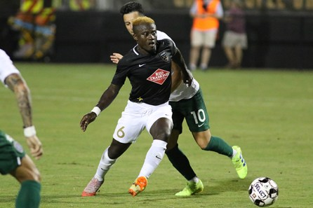 Birmingham Legion FC will face off against Indy Eleven FC at the BBVA Field Sept. 20. (Contributed)