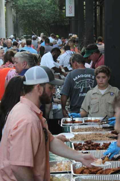 The public has a chance to sample a wide variety of wild game, fish and fowl dishes at the Wild Game Cook-Off at the Birmingham Zoo. (contributed)