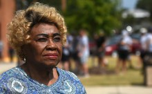 Ethel B. Hill, who now teaches at Miles College, taught Charles Barkley chemistry at Leeds High School. (Solomon Crenshaw Jr./Alabama NewsCenter)