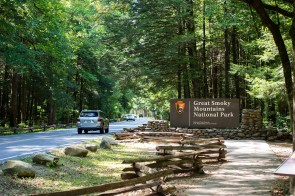 The Great Smoky Mountains National Park welcomes more than 11 million visitors each year, the most among national parks. (Philip Smith)