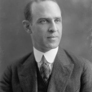 Portrait of Lister Hill, 1905. (Library of Congress, Wikipedia)