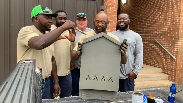 Alabama Power volunteers go to bat for bats