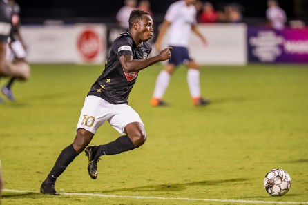 In the most important game of the year, Birmingham and Charleston are both fighting for the final playoff spot in the USL Championship Eastern Conference with just four games left. (contributed)