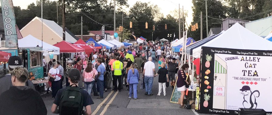 The Alabama Butterbean festival is set for Oct. 4-5. (Burton Advertising)