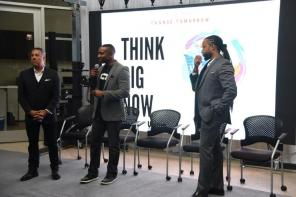 Hundreds of HBCU students and dozens of Birmingham companies came together for Code the Classic at Innovation Depot. (Brittany Dunn / Alabama NewsCenter)