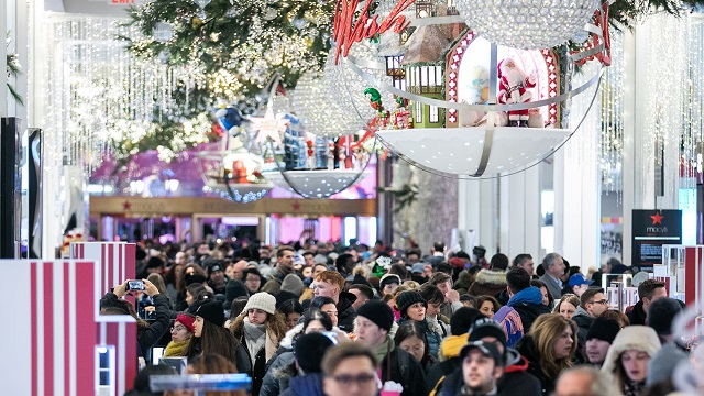 Alabama holiday shoppers expected to spend $12.4B; national spending could rise as much as 5%