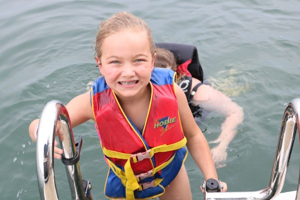 Smile-A-Mile's goal is to bring the full summer camp experience to childhood cancer patients, both on- and off-therapy. (contributed)