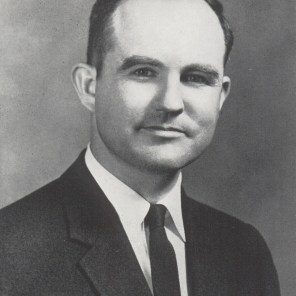 Portrait of John Malcolm Patterson, 1959. (Glomerata, Auburn University; Wikipedia)