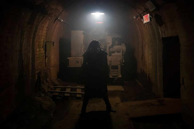 Fright Furnace, on the grounds of Sloss Furnace Historic Landmark, is the only Halloween attraction in the state of Alabama to have paranormal activity confirmed by multiple national paranormal experts. (contributed)