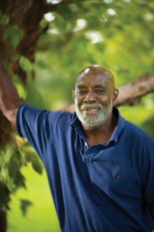 "Ozark native and Alabama football great Wilbur Jackson says he's ""feeling good for an old man."" (Phil Free/Powergrams)"