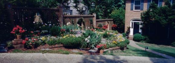 Forman Garden at Birmingham Botanical Gardens. (Birmingham Botanical Gardens)