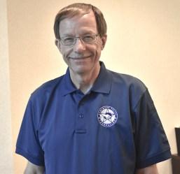 Homewood Police retiree and former deputy chief Bob Copus gives back to the department as Vice President of the Homewood Police Foundation. (Karim Shamsi-Basha/Alabama NewsCenter)