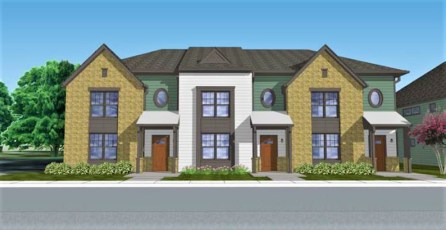 Alabama Power is partnering with the Housing Authority of the Birmingham District and the city to bring its Smart Neighborhood homes to Birmingham's 99 neighborhoods. (CCR Architecture and Interiors)