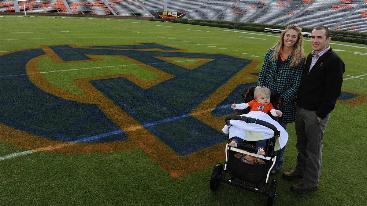 Auburn University research provides hope to children facing deadly genetic disease
