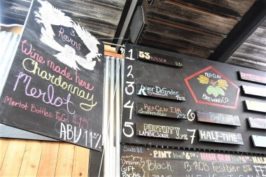 Red Clay Brewing in Opelika has produced close to 50 beer recipes and keeps a rotation on its 17 taps. (Brittany Dunn / Alabama NewsCenter)