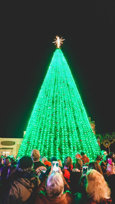 Christmas at OWA will make your holiday season merry and bright. (contributed)