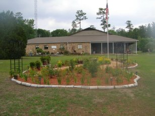 Indoor facilities include an auditorium, library, reptile exhibits, a saltwater aquarium and numerous preserved specimens native to Alabama. (contributed)