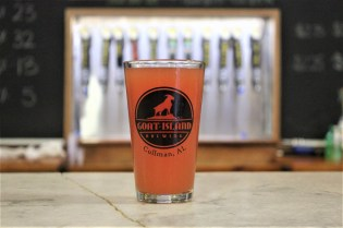 Goat Island Brewing Co.'s beers are so popular, keeping up with demand can be a challenge. (contributed)