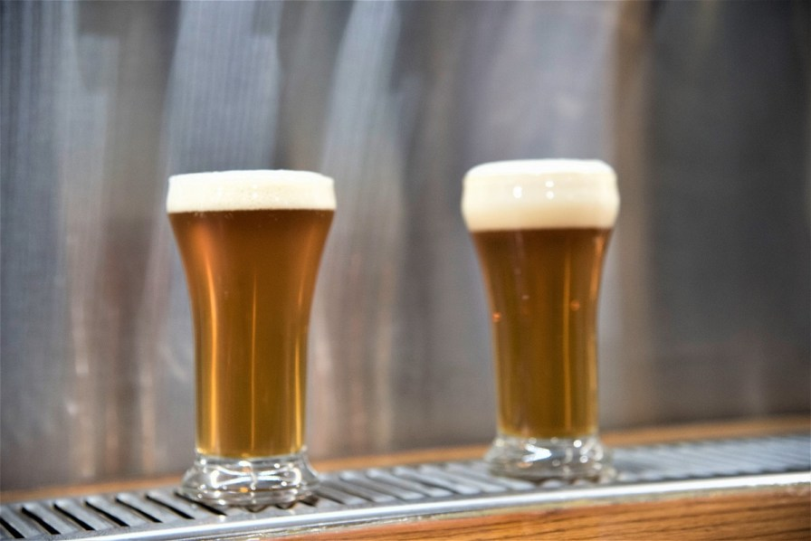 Goat Island Brewing Co. in Cullman has created a following for its beers in that part of the state. (Brittany Dunn / Alabama NewsCenter)