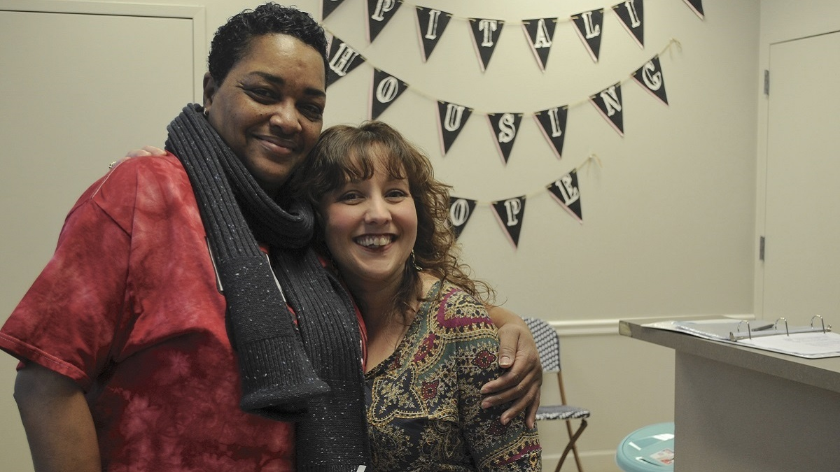 Pathways is an Alabama Bright Light illuminating a way for the homeless