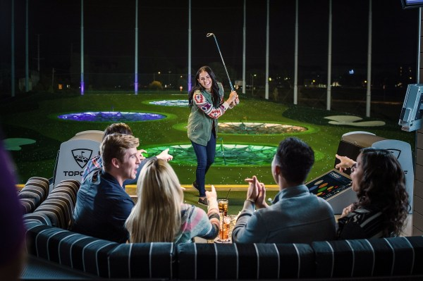 Topgolf is said to be considering an initial public offering, taking the company public. (Topgolf)