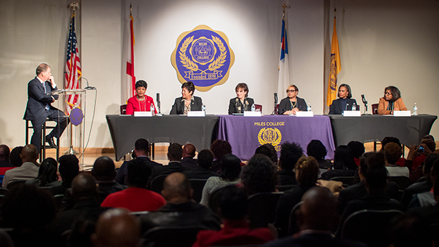 Leaders, educators and students gather for Alabama's 2nd Annual HBCU Summit