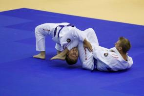 Ju-Jitsu was part of the last World Games in Poland in 2017. (The World Games)