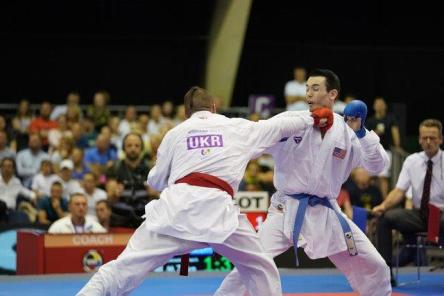 Karate was part of the last World Games in Poland in 2017. (The World Games)