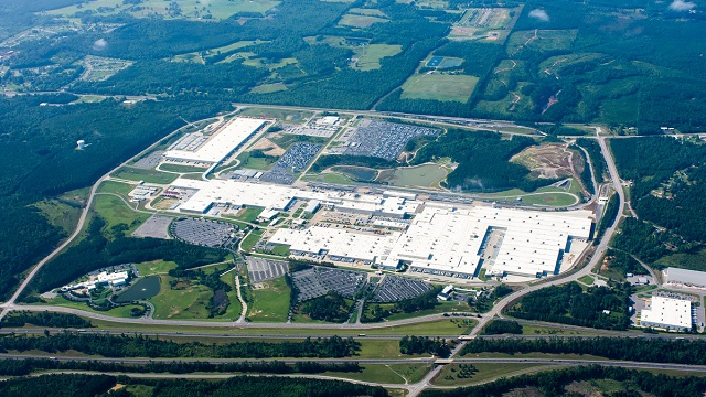 Mercedes-Benz halting production at Alabama plant out of ...
