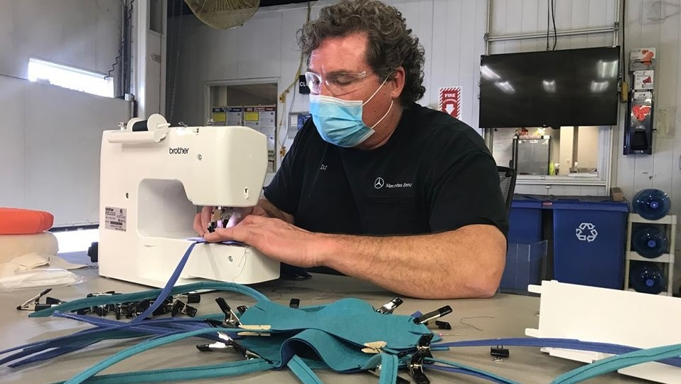 Alabama companies pivot to produce supplies for health care workers