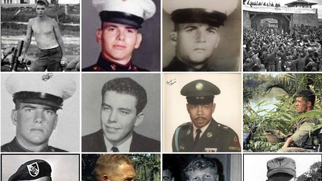 Alabama high school honors fallen service members every day using social media