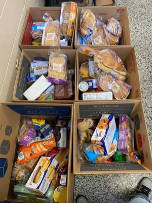 Feeding hungry people is part of CHOICE's mission. (contributed)