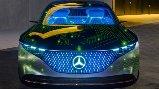 Mercedes will use Nvidia technology in all cars from 2024