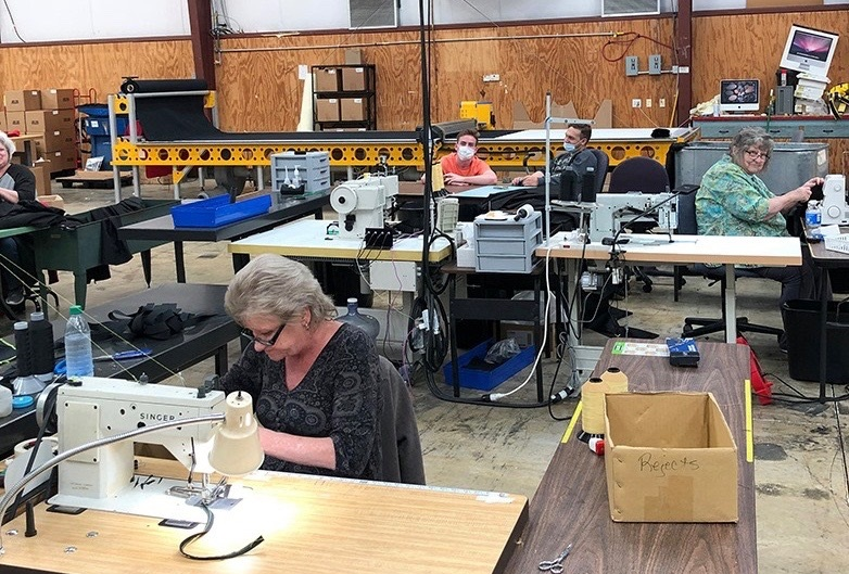 Cullman's JELCO adds new dimension with health care PPE production