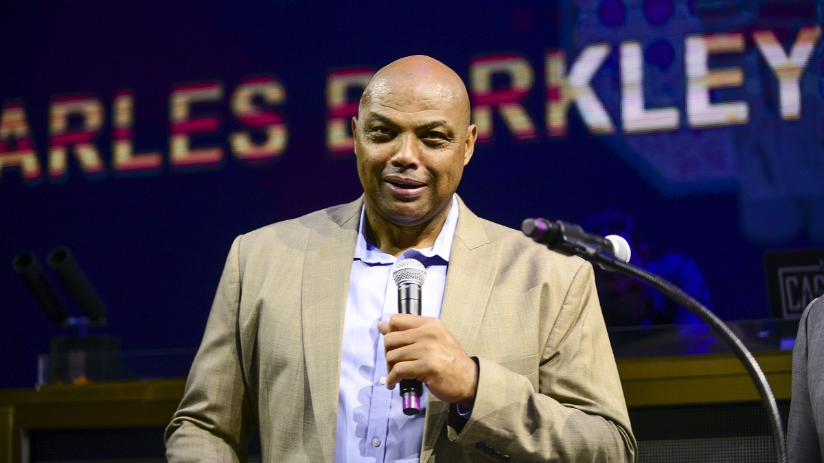 Charles Barkley named honorary co-chair of the World Games 2022 in Alabama