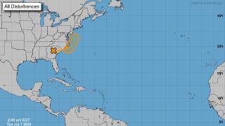 James Spann: Occasional tropical showers for Alabama through Wednesday