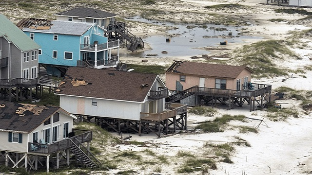 Marine heatwaves and hurricanes: Study examines compounding impact of severe weather