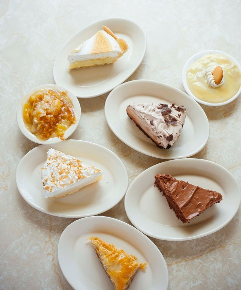 The restaurant is a classic Southern meat and three with a Greek twist. (contributed)
