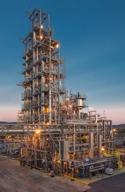 The U.S. Department of Energy will continue to work with Southern Company and the National Carbon Capture Center adjacent to Alabama Power's Plant Gaston. (file)