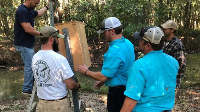 Alabama Power receives environmental stewardship award
