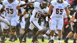 Football preview: Troy faces Georgia Southern with fate in its hands, USA visits Coastal Carolina, UNA takes on Southern Miss