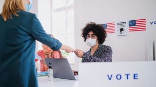 Vote safely, stay healthy for the holidays with COVID-19 tips from UAB