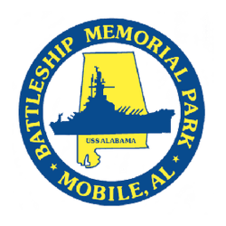USS Alabama Battleship Memorial Park Logo