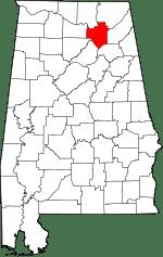 Old photographs and history of Marshall County, Alabama