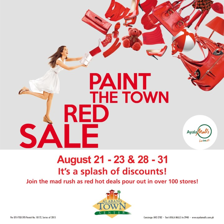 Paint town ALABANG BULLETIN