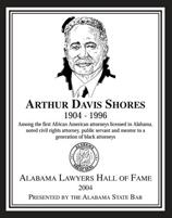 2004 Lawyers' Hall of Fame — Alabama State Bar