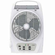 Lontor Rechargeable Table Fan 8 inches